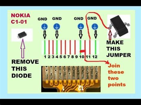 Lcd Nokia C1 01 101 N101 107 108 N100 Original nokia c1 00
