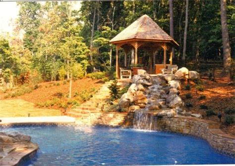 backyard pool cabana pictures backyard pool with cabana pools pinterest