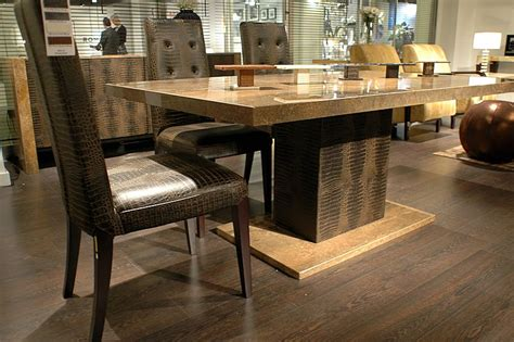 Travertine Dining Table And Chairs 1 Contemporary Furniture 174 Product Page