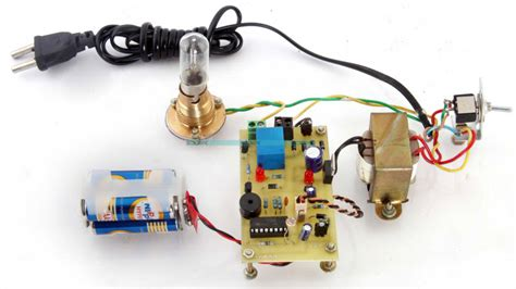 latest ldr projects  engineering students ldr circuits