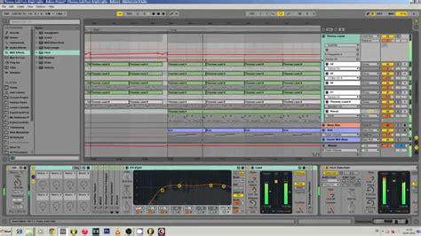 house drum tutorial ableton ableton live progressive house project template breakdown