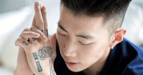 jay park tattoo the deeper meaning these 7 tattoos koreaboo