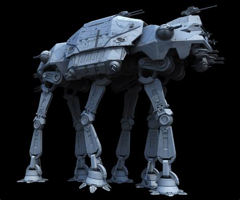 1144 At St Starwars Empire Armed Armor Walker Vehicle Deagostini 3d wars projects thread page 318