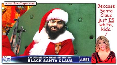 Black Santa Meme - general news corpse