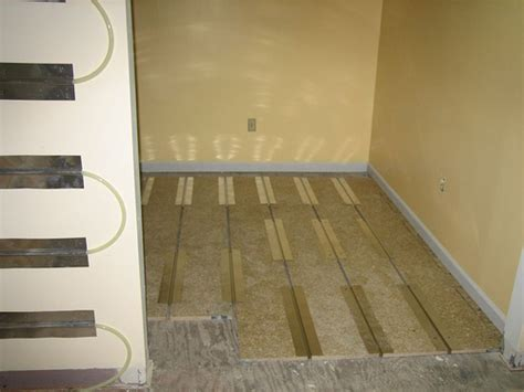 Heated Floor Cost by Cost To Install Radiant Floor Heating Estimates And