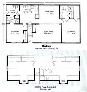 Raised Ranch Floor Plan by Susquehanna Modular Homes Raised Ranches