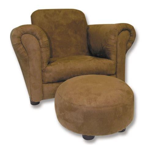 best prices trend lab stuffed chair with ottoman children