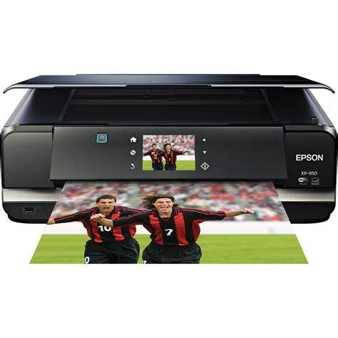 Printer Epson Xp 950 epson expression premium xp 950 wireless color c11cd28201 b h