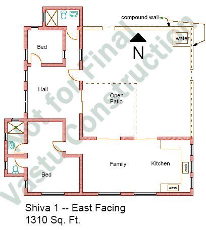 Indian Vastu House Plans Indian House Plans With Vastu Search House