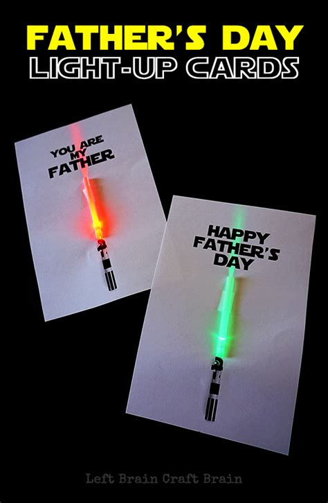 Happy S Day Light Up Card Template by 3 Easy Diy Wars S Day Cards