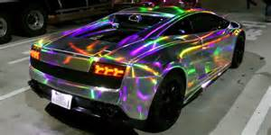 Pimped Lamborghini Pimped Out Lamborghini Check Out This Awesome Chrome