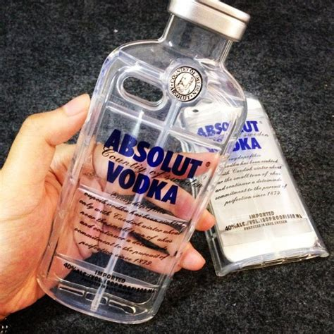 Iphone Absolut Vodka vodka iphone cases 187 petagadget