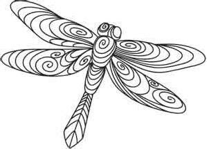 doodle dragonfly templates   hand embroidery pinterest dragonflies doodles