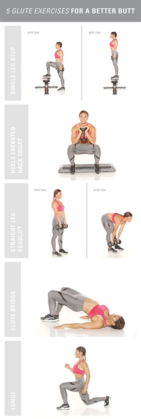 best exercise best glute exercises 5 for a better glute