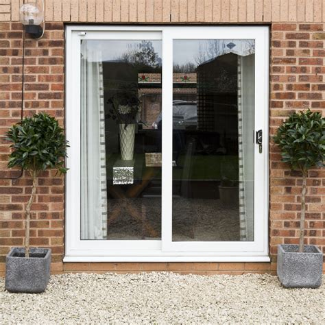 Pvc U Patio Doors Doors Crystal Direct Pvc Patio Door