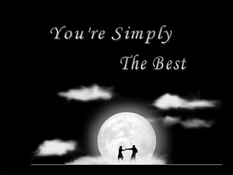 your simply the best you re simply the best tina turner