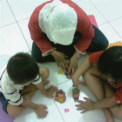 Belajar Menulis Berhitung Melalui Sc sistem pembelajaran sahabat juara yogyakarta les membaca