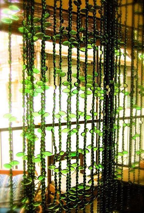 boho beaded curtains boho beaded curtain pinned from dishfunctional designs