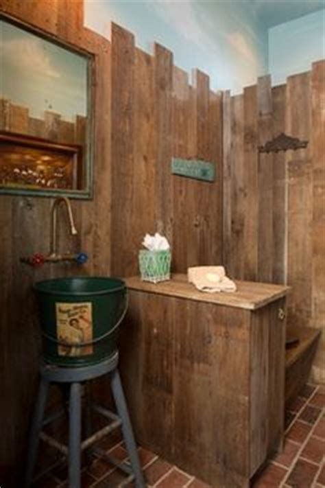 Outhouse Bathroom Ideas Outhouse Decor Ideas On Outhouse Bathroom Decor Galvanized Shower And Collections Etc