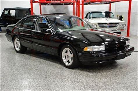 car owners manuals for sale 1996 chevrolet impala transmission control sell used 1996 chevrolet caprice impala ss 28 000 actual miles 1 owner perfect 10 rare in