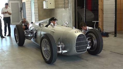 auto union grand prix racing car type    start