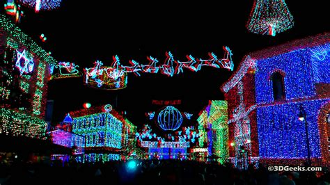 3d picture of the day christmas lights