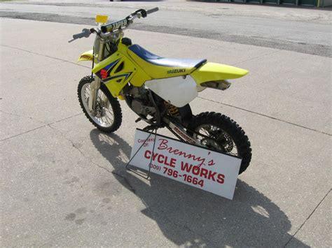 Suzuki 85 Dirt Bike Buy 2013 Suzuki Rm85 Dirt Bike On 2040 Motos