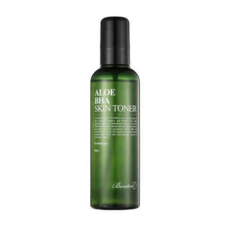 Benton Aloe Bha Skin Toner benton aloe bha skin toner cu ingrediente benefice