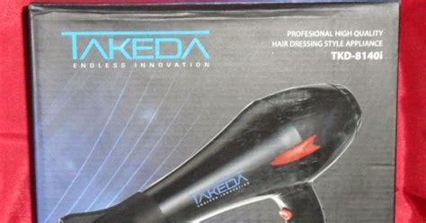 Hair Dryer Suhu Dingin pengering rambut hair dryer takeda dengan ion untuk