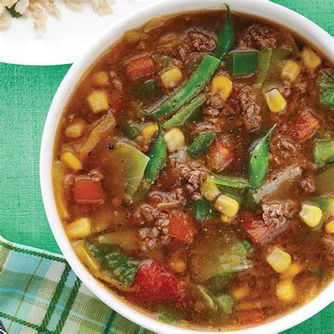 country style vegetable soup recipe 20 best images about soup and salad on crock