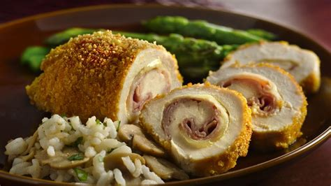 Oshinfood Cordon Blue oven chicken cordon bleu recipe from betty crocker