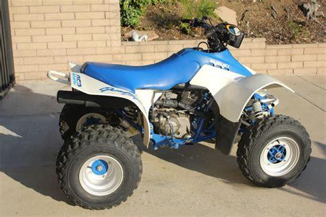 buy 1990 suzuki quadsport lt 250 dirt bike on 2040 motos