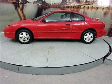 1997 Pontiac Sunfire Mpg 1997 Pontiac Sunfire For Sale Carsforsale