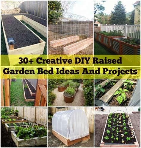 Home Design Ideas On A Budget by 30 Creative Diy Raised Garden Bed Ideas And Projects