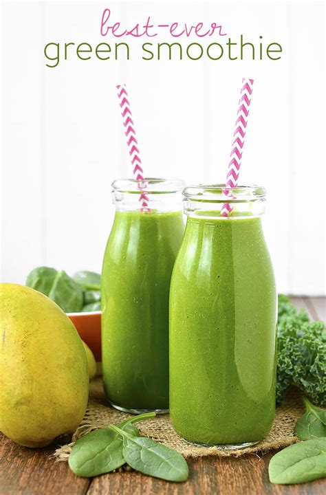green drink best ever green smoothie for the green smoothie skeptics
