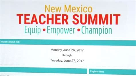 with nm schools facing budget shortfalls 2 day summit for