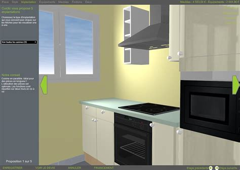 concevoir ma cuisine concevoir ma cuisine en 3d sofag