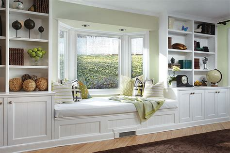 bow window seat bay window seat for comfortable seating area at home