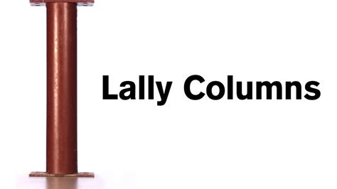 lally column