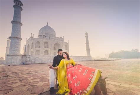 Top 10 Pre Wedding Shoot Destinations In India