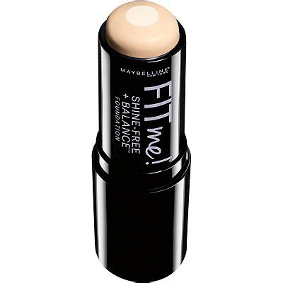 Maybelline Stick Foundation fit me shine free foundation stick ulta