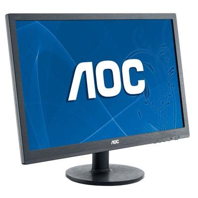 Monitor Led Aoc 156 Inc Berkualitas monitors server uk