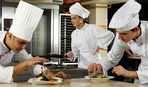 chef pictures for kitchen more flavours of the kitchen travel news travel express co uk