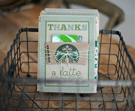 starbucks gift card holder template starbucks gift card holders links to original
