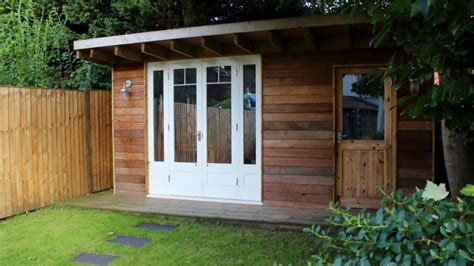 she shed office man cave she shed garden office a step by step guide