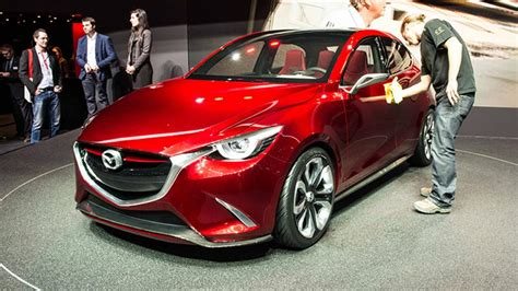 mazda 2 new this is the new mazda 2 really top gear