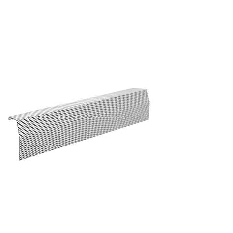 baseboarders premium series 3 ft galvanized steel easy