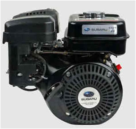 subaru 9 hp engine subaru robin engine ex270d nos 9 hp overhead design