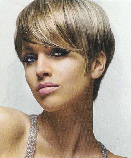 platinum pixi cut with brown highlights 17 best images about hair on pinterest for women