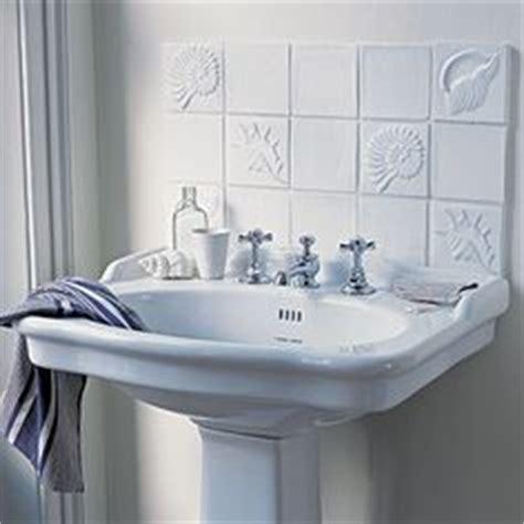 Bathroom Pedestal Sink With Backsplash Pedestal Sink Backsplash Ideas Bathroom Sink Backsplash